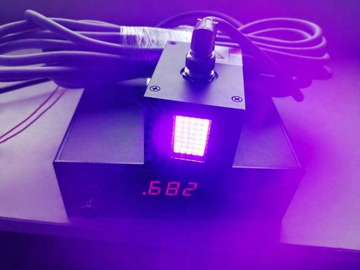 UV LED固化光源365nm-100W - 点击图像关闭