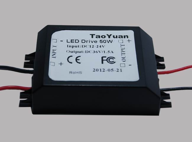 50W LED Power supply (12-24V)