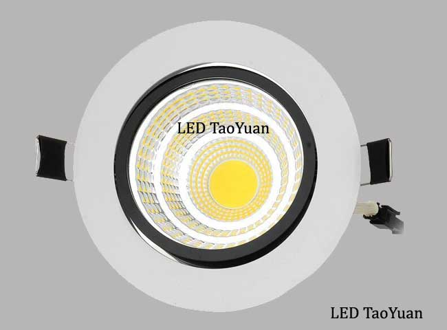 COB LED Ceiling Light 15W 3000K