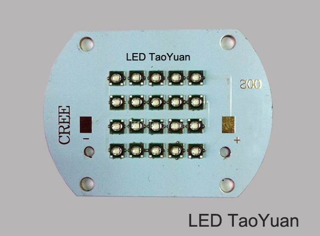LED Blue 60W XP-E