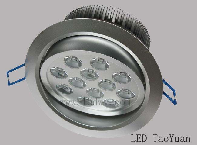 LED Ceiling light 12W