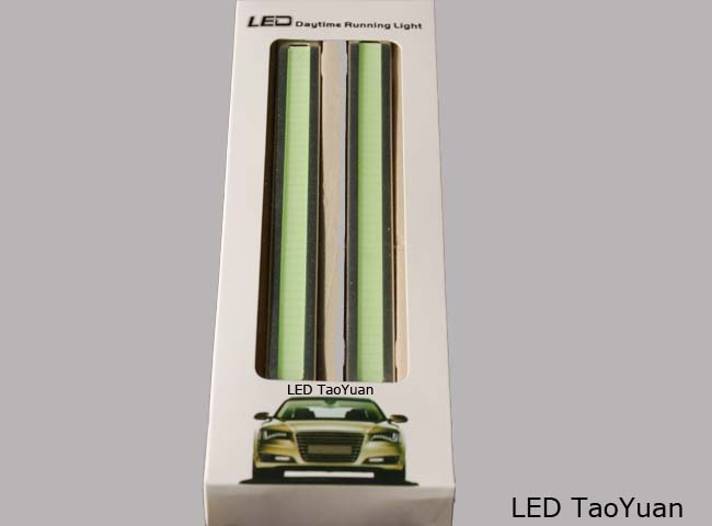 LED Daytime running lights 20000K