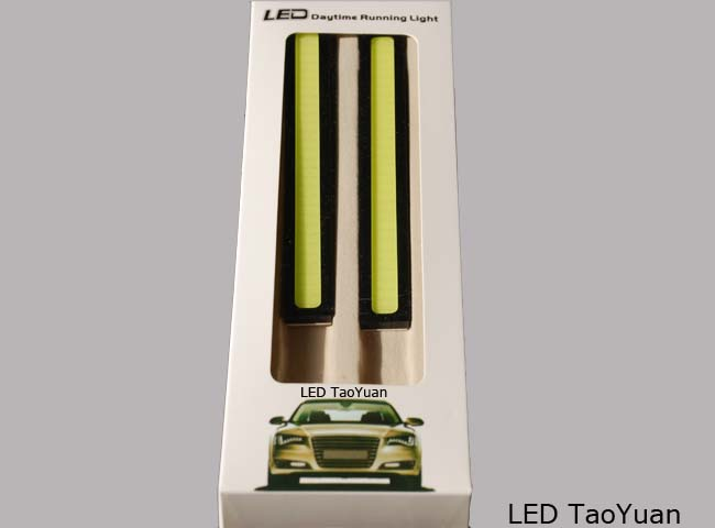 LED Daytime running lights 6000K