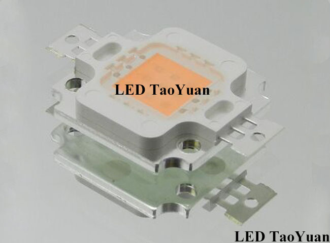 LED Full Spectrum Grow Light Chip380-840nm 10W