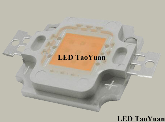 LED Grow Light Chip 380-840nm 10W