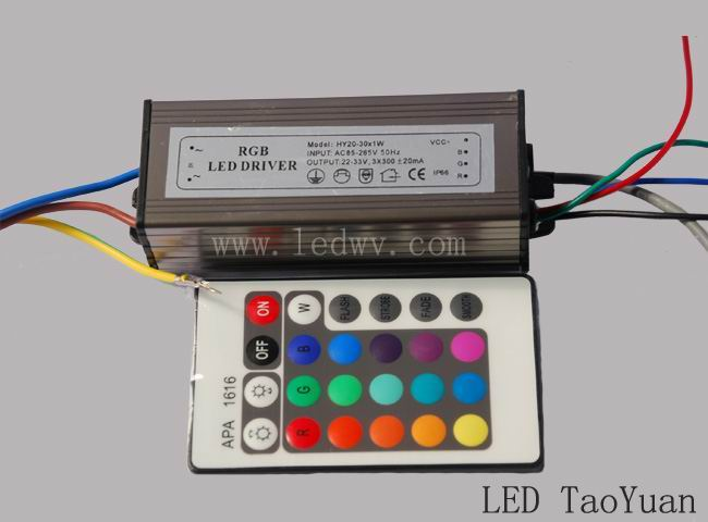 LED RGB Driver 20W
