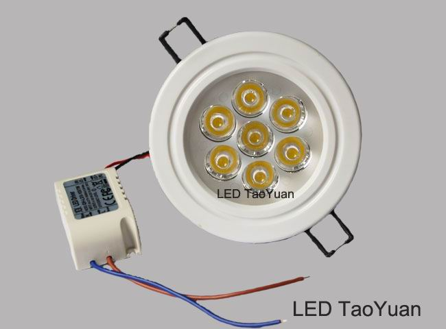 LED light 7X1W
