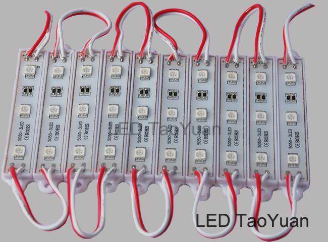 LED luminous characters module 5050