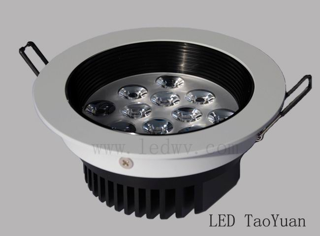 LED spot light 12×1W