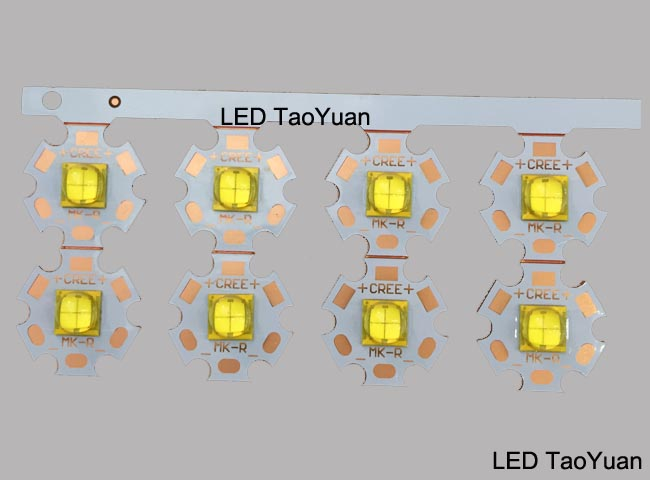 Top High Power LED 15W 12V 1.3A 1360LM