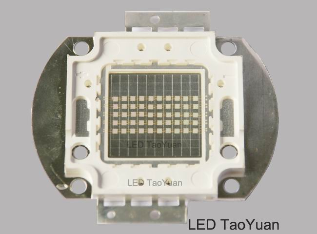 UV LED 405nm 50W - Click Image to Close