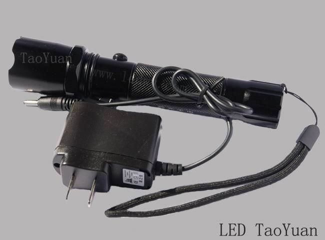 Wholesale UV flashlight 365nm 3W