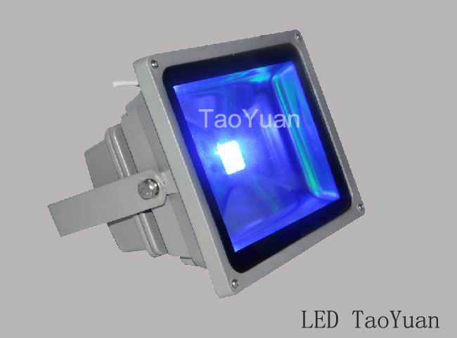 LED Floodlight RGB 50W