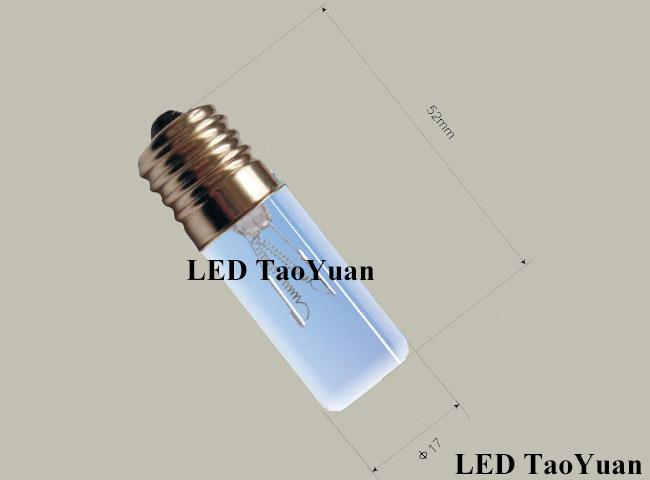 紫外线杀菌灯 254nm 10V 3W - 点击图像关闭
