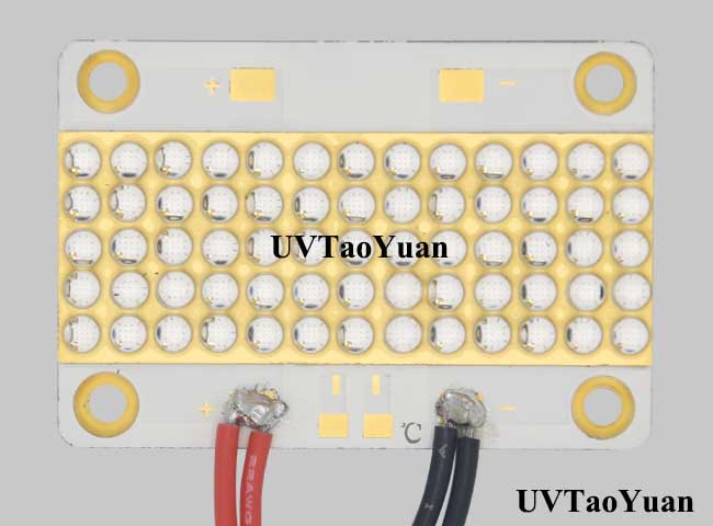 UV LED固化模组 365-395nm 250W - 点击图像关闭