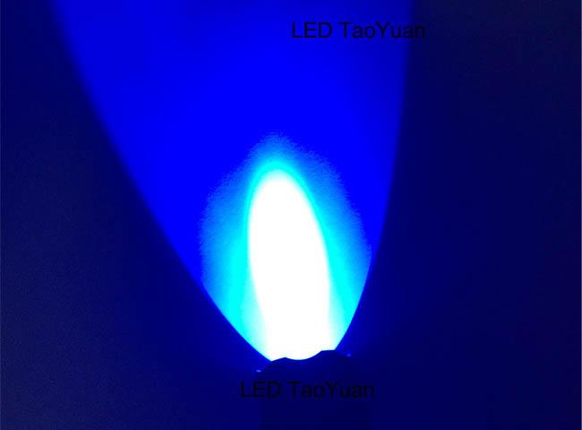 UV 365nm手电筒 3W - 点击图像关闭