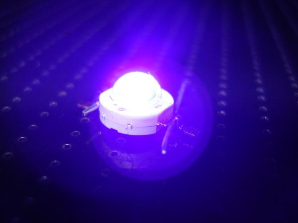 紫外LED 360nm 3W