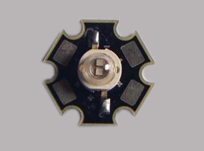 UV LED 3w(波长365nm)