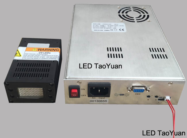 UV固化光源395nm 100W - 点击图像关闭