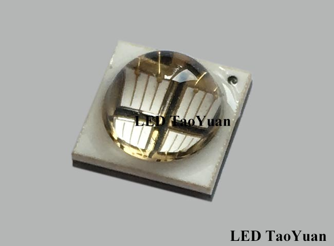 High Power UV LED 395nm 10W - Click Image to Close