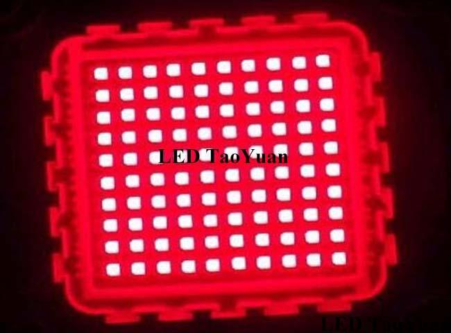 LED Grow Light RED 655-660nm 100W - Click Image to Close