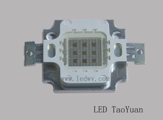 LED UV 365nm 10W