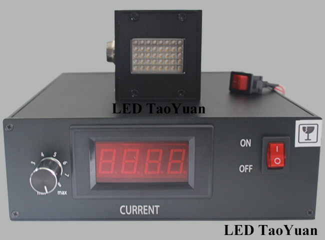 LED UV Curing Lamp 395nm 100W NEW - Click Image to Close