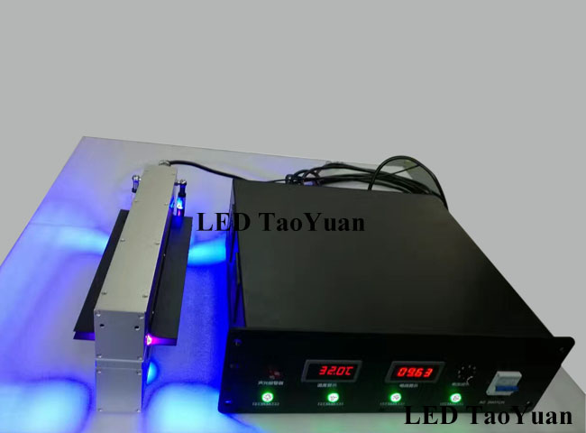 LED UV Curing Lamp 405nm 500W - Click Image to Close