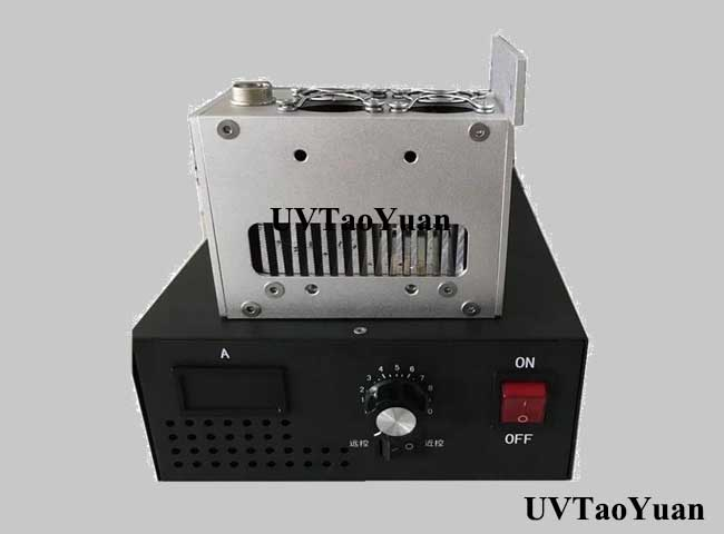LED UV Curing System 365/385/395nm 500W - Click Image to Close