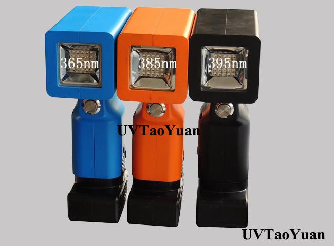 UV Detector Light 365/385/395nm 50W - Click Image to Close