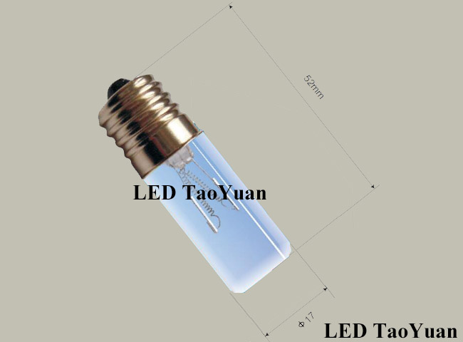 UV Germicidal Lamp 254nm 12V 3W - Click Image to Close