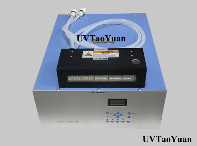 UV INK Curing Water Cooled 385nm 500W - Click Image to Close