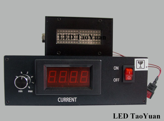 UV Ink Curing Lamp 395nm 200W-NEW - Click Image to Close
