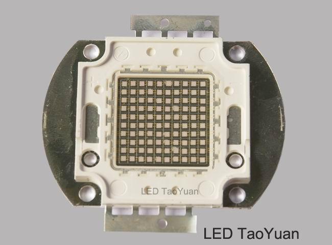 UV LED 395nm 100W - Click Image to Close