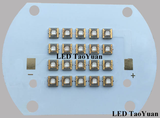 UV LED 405nm 50W NEW - Click Image to Close