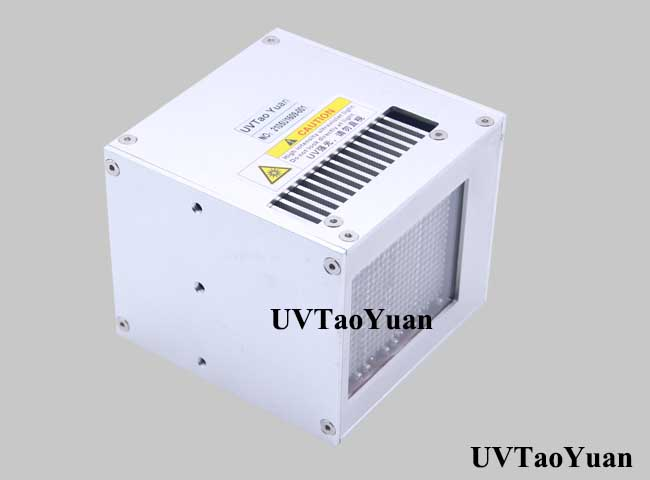 UV LED Area Curing Lamp 365/385/395nm 800W - Click Image to Close