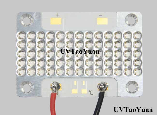 UV LED COB Curing Source 365/385/395nm 250W - Click Image to Close