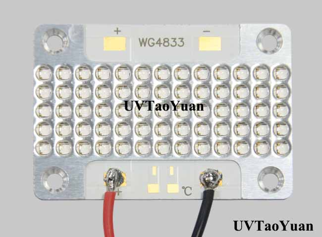UV LED COB Curing Source 395nm 240W - Click Image to Close