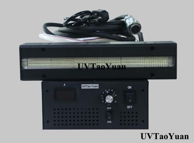 UV LED Curing Lamp 365/385/395nm 1200W - Click Image to Close