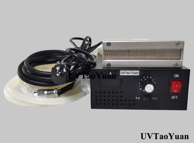 UV LED Curing Lamp 365/385/395nm 600W - Click Image to Close
