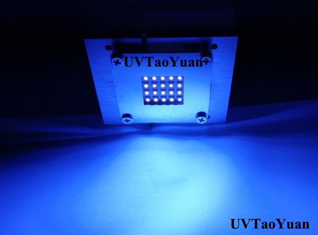 UV LED Curing Lamp 365/385/395/405nm 50W - Click Image to Close