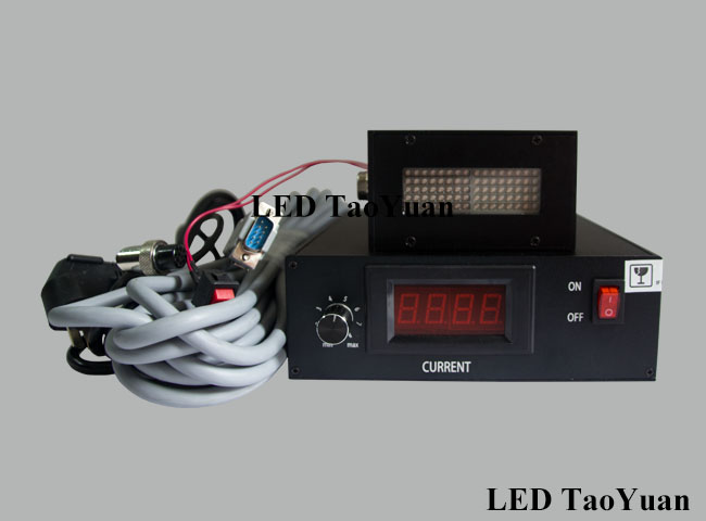 UV LED Curing Lamp 365nm 200W - Click Image to Close