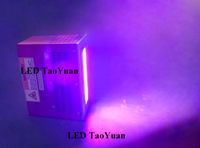 UV LED Curing Lamp 365nm 300W - Click Image to Close