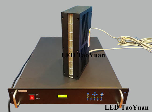 UV LED Curing Lamp 385nm 800W - Click Image to Close