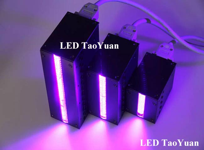 UV LED Curing Lamp 405nm 100-300W - Click Image to Close