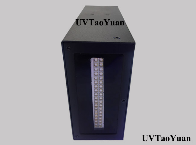 UV LED Curing Line Source 395nm 100W - Click Image to Close