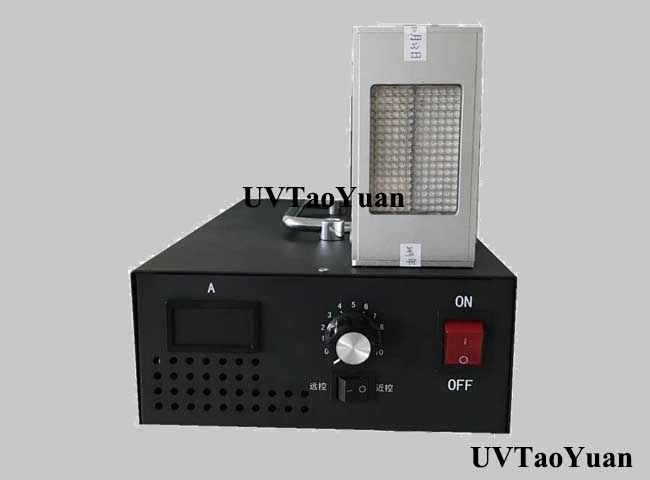 UV LED Curing System 365/385/395nm 500W - Click Image to Close