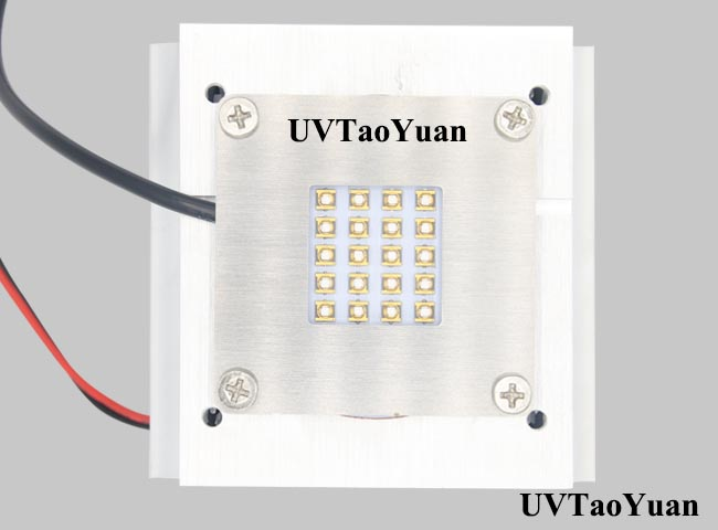 UV LED Lamp 365/385/395/405nm 50W - Click Image to Close