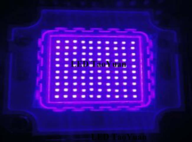 UV LED Lamp 395nm 100W - Click Image to Close