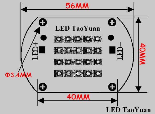 UV LED Light Source 385-415nm 50W - Click Image to Close